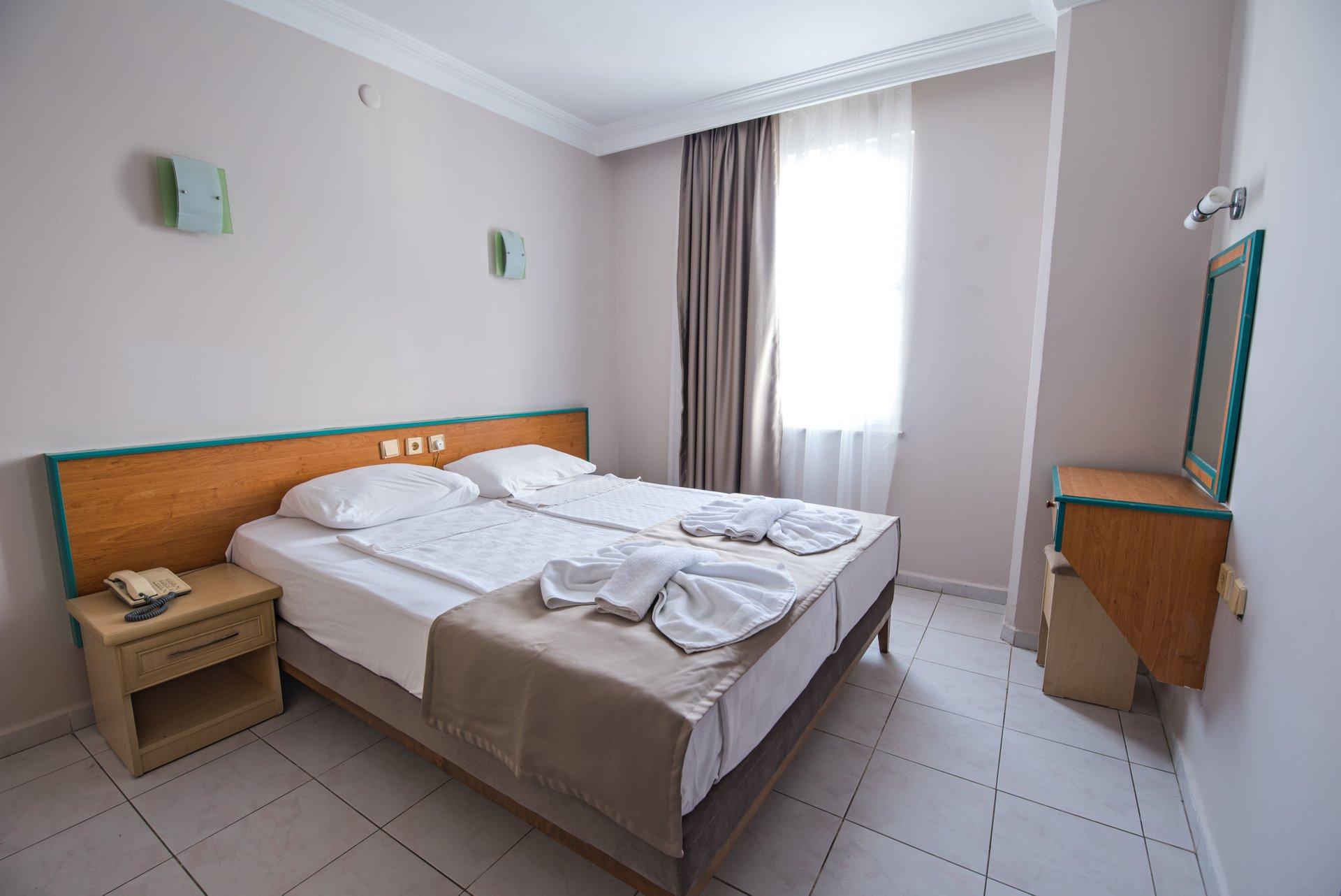 Apartmens (1+1  Rooms)